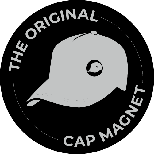 The Original Cap Magnet - With Included Golf Ball Marker