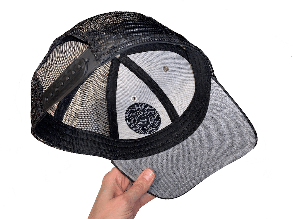 Stick it inside your hat